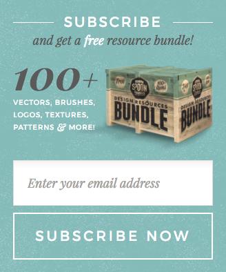Поп-ап на ресурсе Design Bundles